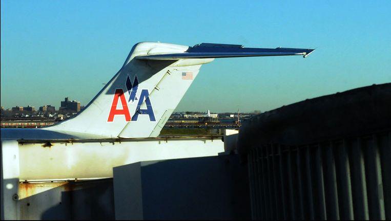 De veiligheidsdiensten willen niets aan het toeval overlaten en doorzochten een toestel van American Airlines op de luchthaven van Washington DC.
