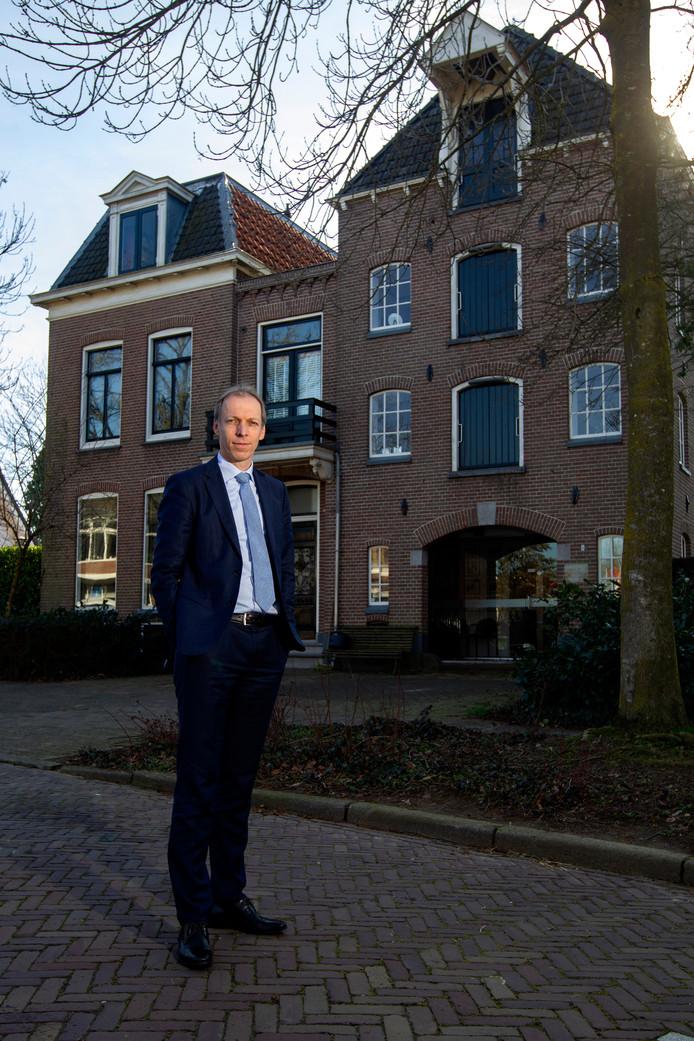 """Anno Huisman. ,,Minister Dekker zorgt gewoon niet voor een adequate financiering van rechtsbijstand."""""""