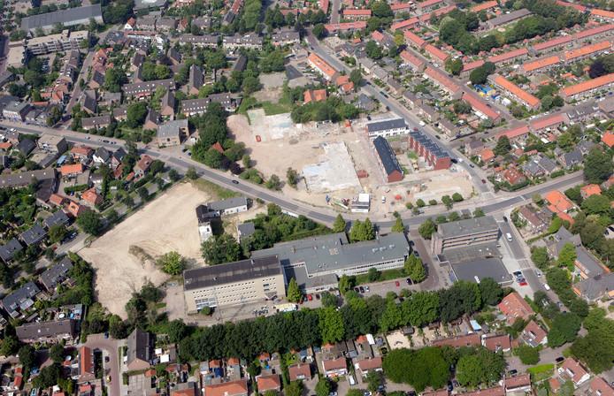 De buurt langs de Churchillweg is een van de wijken die straks welstandsvrij wordt in Wageningen.