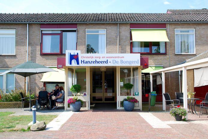 Hanzeheerd-locatie De Bongerd in Hattem.