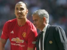Zlatan neemt het op voor bekritiseerde Mourinho
