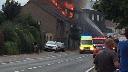Voorbijgangster redt kinderen uit brand