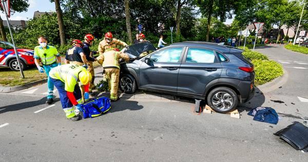 Twee gewonden bij ongeval in Oirschot.