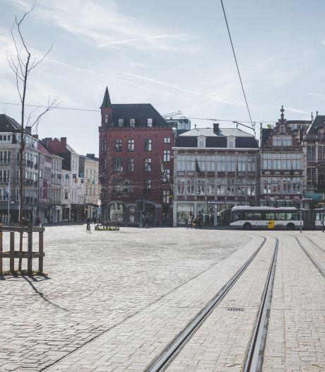 Terrassen mogen groter waar dat kan, daar mogen zelfs parkeerplaatsen voor sneuvelen