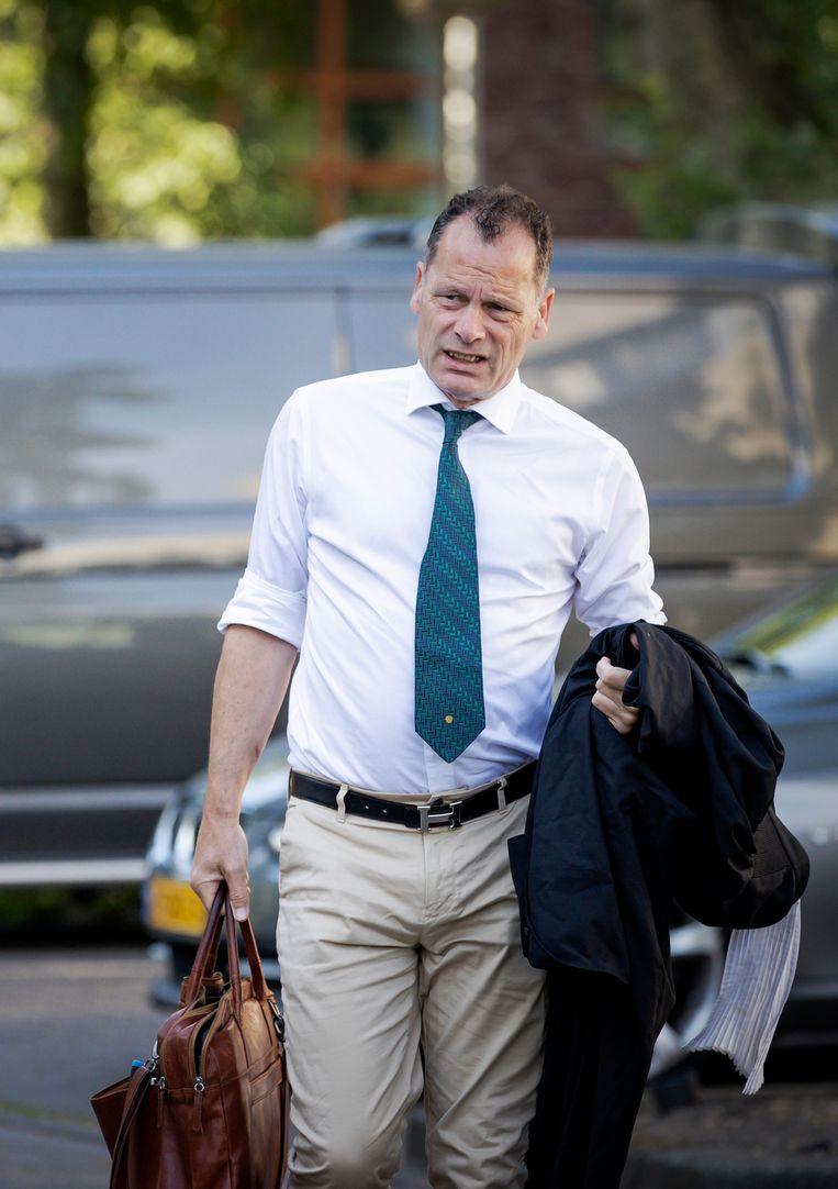 Advocaat Leon van Kleef. Beeld ANP