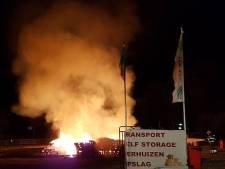 Brandstichters verwoesten stapel hout voor bouwdorp van Culemborgse jeugd