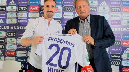 "Sven Kums: ""Via Anderlecht weer Rode Duivel worden"""