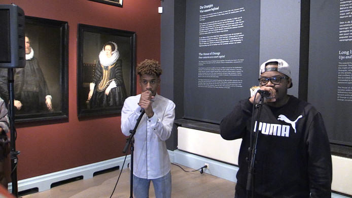 Museum Take Over in Haags Historisch Museum