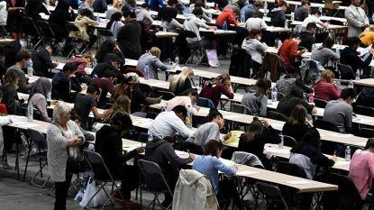 Bijna 7.000 inschrijvingen voor vernieuwd toelatingsexamen arts en tandarts