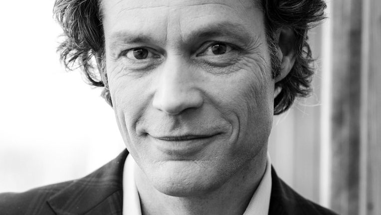 Joost Karhof Beeld Wim Kluvers