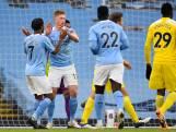 De stats nog wat opgekrikt: De Bruyne gidst City met tiende assist en penaltygoal naar eenvoudige zege