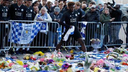 Helicrash Leicester:  Hele ploeg rouwt mee