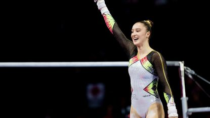 """Nina Derwael over uitstel Spelen: """"Aan mijn olympische droom verandert er niets"""""""