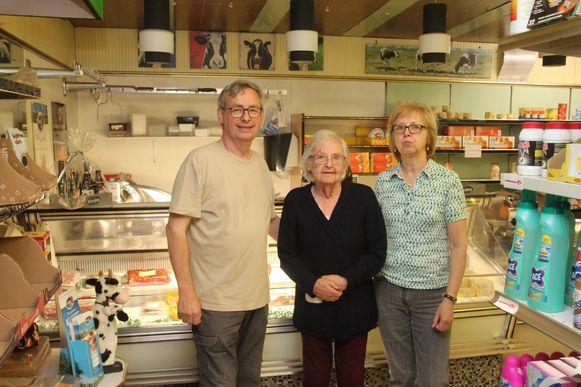Boodschappen doen bij Jean-Pierre De Corte, moeder Angèle en echtgenote Annemie zit er vanaf juni niet meer in.