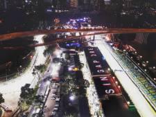 Formule 1 kijken op 163 meter hoogte, in Singapore kan het