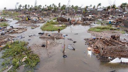 """President: """"Vrees voor meer dan duizend doden door cycloon Idai in Mozambique"""""""
