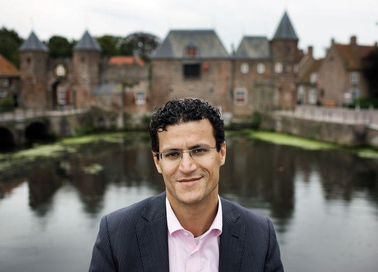 Farid Azarkan Beeld HH/Guus Dubbelman