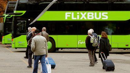 Flixbus biedt tal van nieuwe bestemmingen vanuit België aan