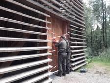 Uitkijktoren Hulzenberg dagen dicht na ongeval