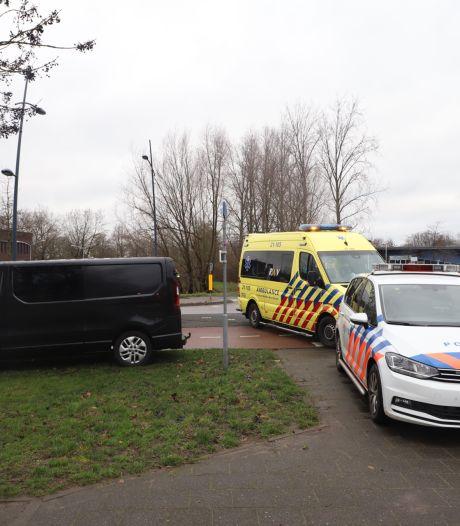 Scooterrijdster gewond bij ongeval in Boxtel