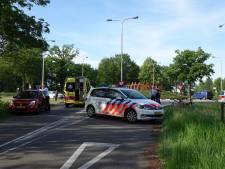 Wielrenner gewond bij aanrijding in Renswoude