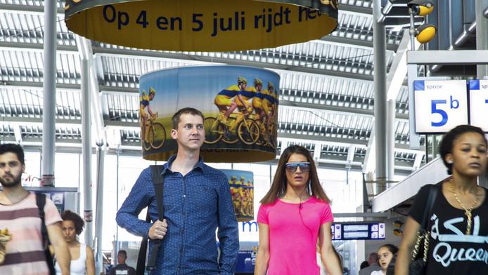 Roland Geraerts, docent Virtual Worlds: 'De Tourorganisatie is goed voorbereid.'