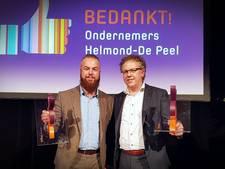Senzer Awards voor Natuurpoort Vennenhorst in Someren en Van den Broek Logistics Helmond
