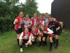 Utrechts vrouwenteam naar EK Studentenvoetbal