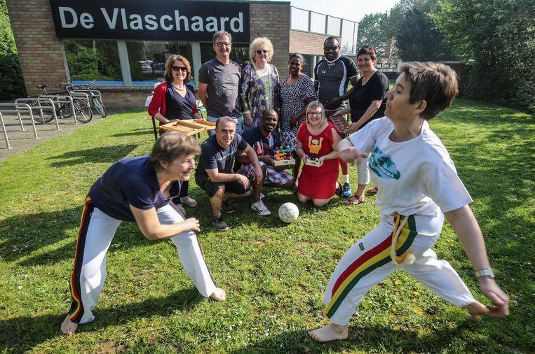 Het 'WK minivoetbal' wordt nu zondag 6 mei gespeeld op de sportterreinen in Wevelgem.