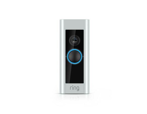 Deze slimme deurbel van Ring connecteert rechtstreeks naar je smartphone.