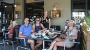 Koffiehuis De Waterkant serveert 'hittegolf-ontbijt'