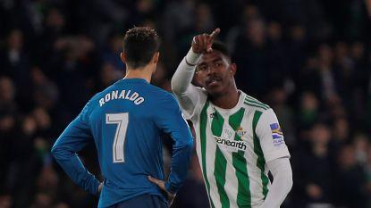 MULTILIVE buitenland: Real Madrid staat op achterstand tegen Real Betis - AC Milan leidt tegen Sampdoria