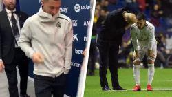 Het verdict na medisch onderzoek Real: Eden Hazard zeker twee maanden out met nieuw barstje in de enkel