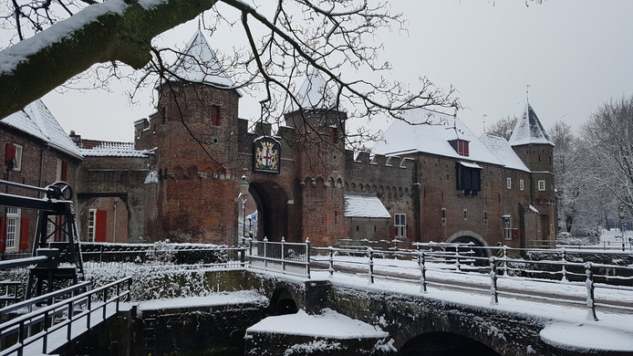 Winter in Amersfoort