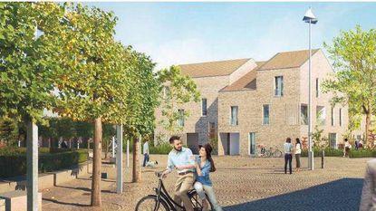 Groen licht voor bouwproject achter Sint-Catharinakerk
