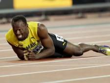 Usain Bolt a perdu son pari sur le chrono de son record du monde du 100 mètres