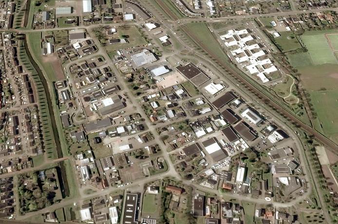 Vijfhuizenberg in Roosendaal