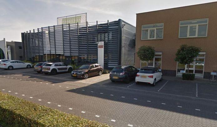 Lenco was gevestigd aan de Grote Elst 56