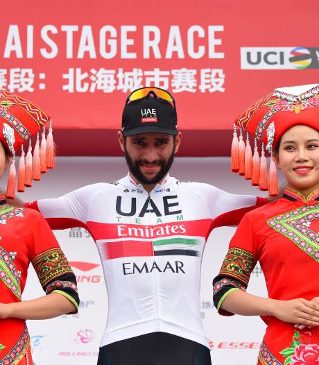 La première étape du Tour du Guangxi pour Gaviria