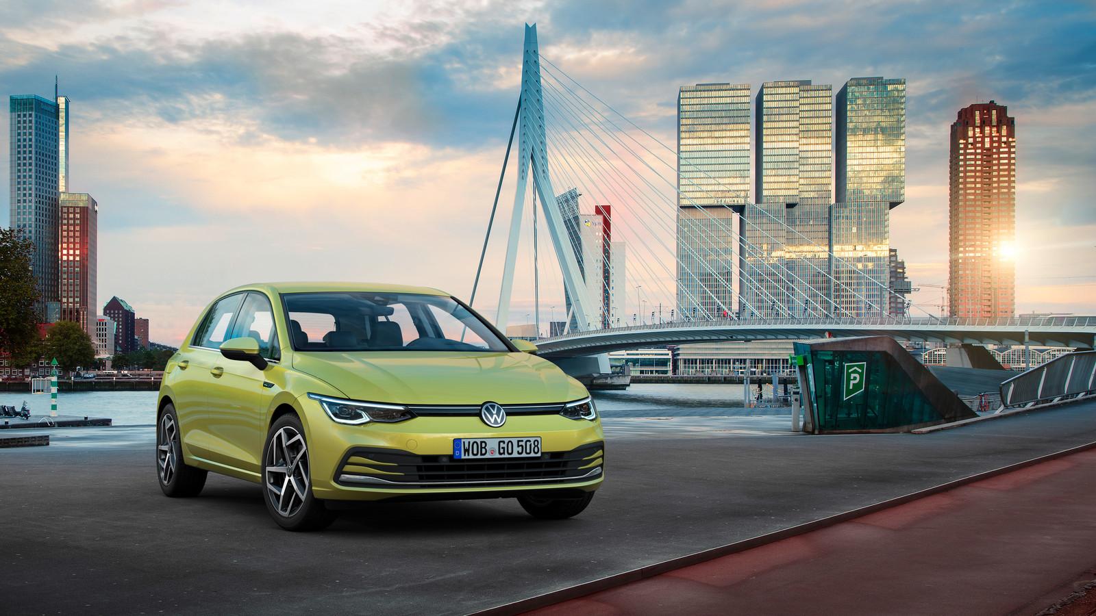 De nieuwe VW Golf