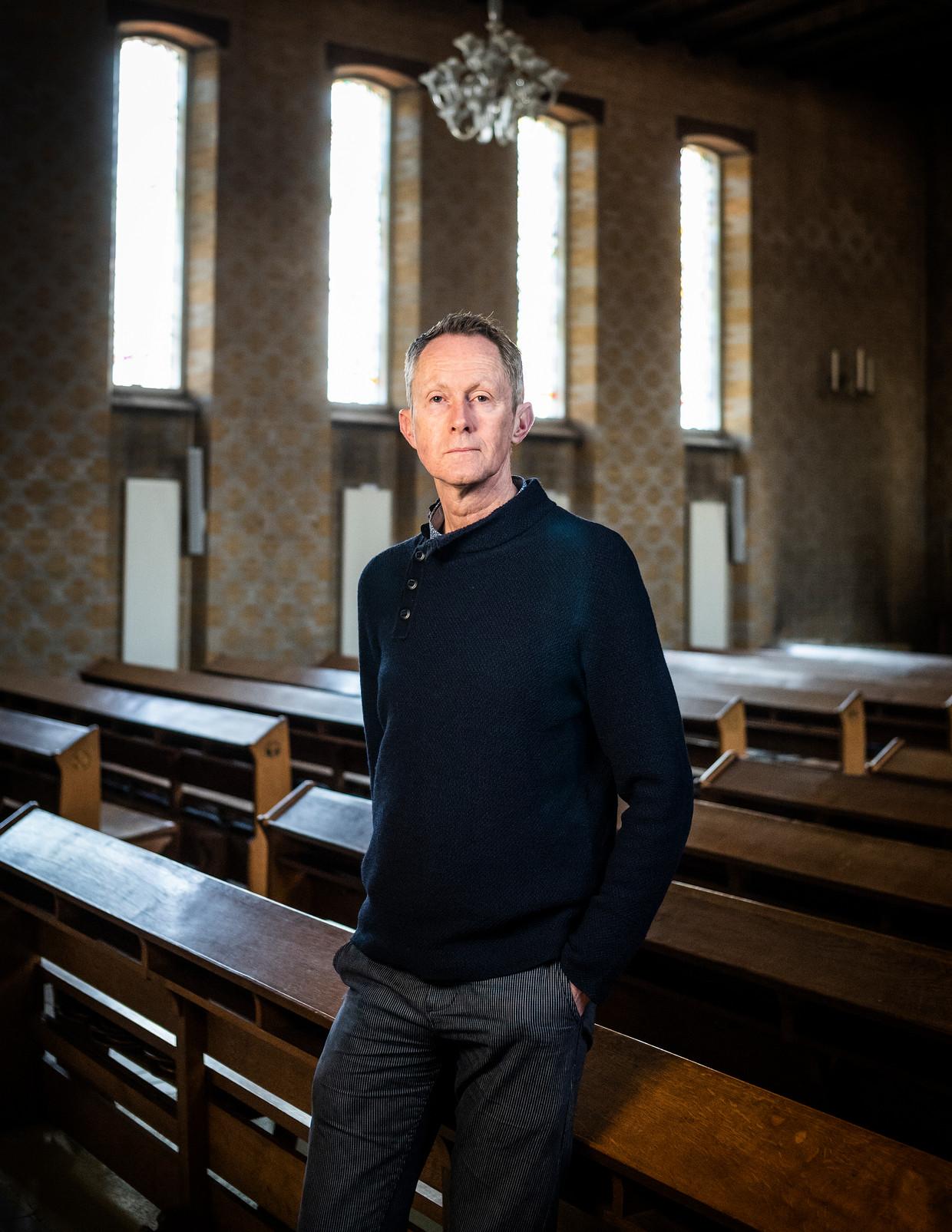 Frans Bossink, voorzitter van Werkverband van Katholieke Homo-Pastores.
