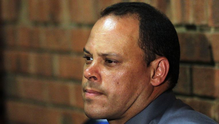 Rechercheur Hilton Botha Beeld ap