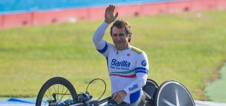 Italiaanse handbiker Alex Zanardi voor tweede keer geopereerd