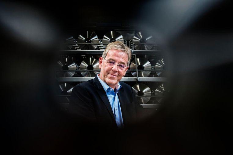 Cor van Otterloo, sinds 2007 algemeen directeur van Punch Powertrain Beeld null