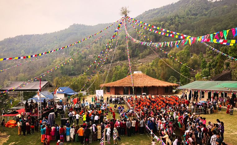Tomorrowland Opens A Music & Arts School In Nepal