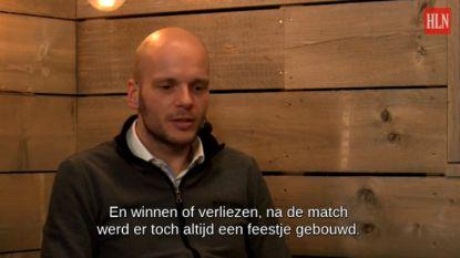 """Delferière: """"Coucke is een speciale voorzitter. Winnen of verliezen, na de match werd er op Oostende altijd een feestje gebouwd"""""""