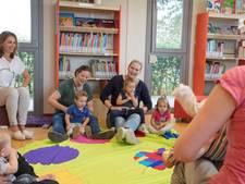 Helmondse ukkies leren taal via zingen, voorlezen en alles benoemen