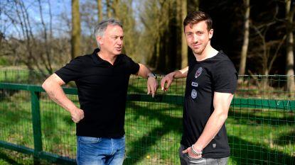 """Degryse interviewt Dejaegere: """"Je moet naar de verste hoek trappen"""" - """"Precies mijn papa die spreekt"""""""