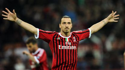 "Football Talk. ""AC Milan had gesprek met makelaar van Zlatan"""