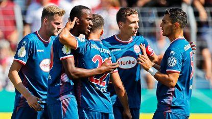 FT buitenland: Nainggolan laat met Inter alweer punten liggen - Belgische jeugdinternational maakt winnende treffer in Bundesliga-duel